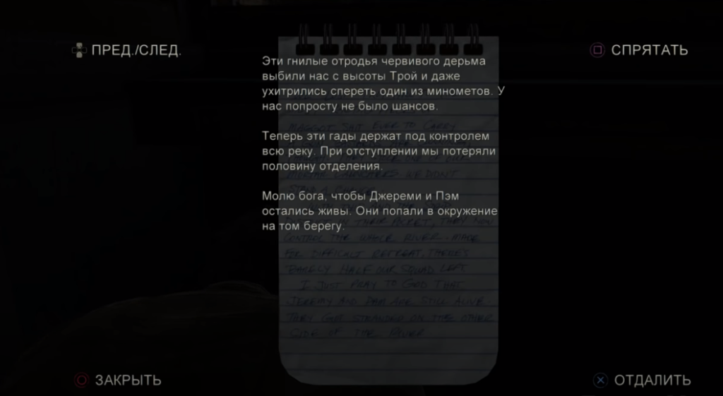 The Last of Us, journal