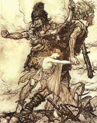 Атака титанов, Имир
