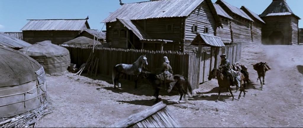 Орда (2012), Русь