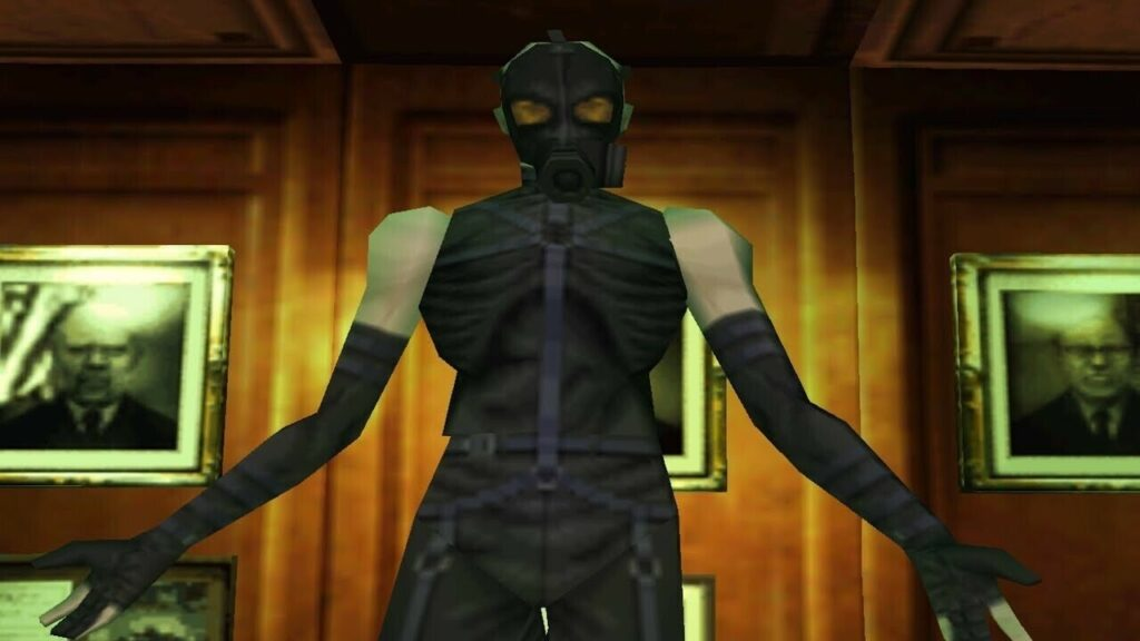 Metal Gear, Pshycho mantis