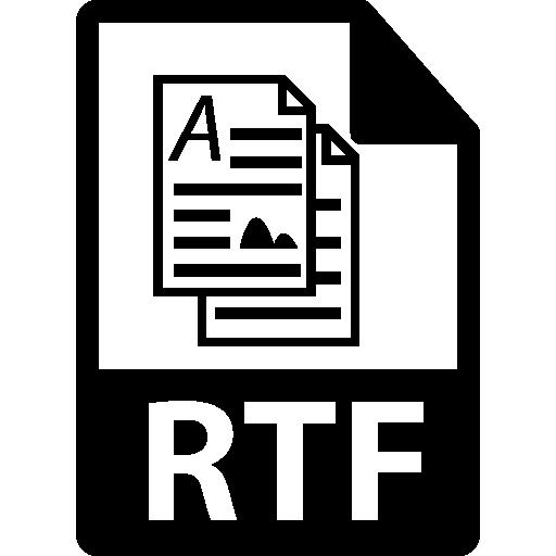 Скачать RTF