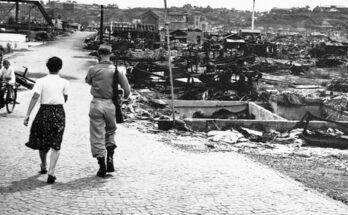 Япония после войны