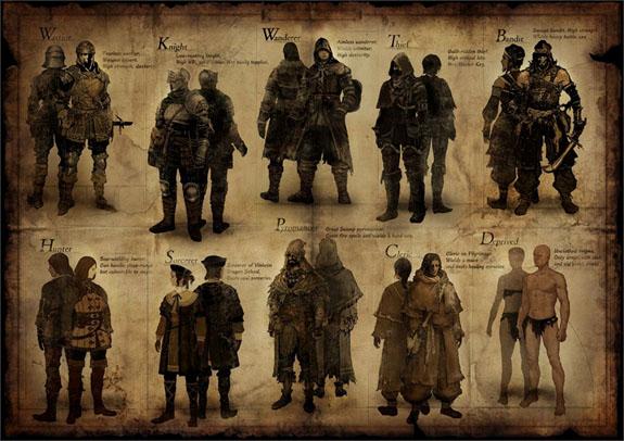 Dark Souls vs Demon's Souls