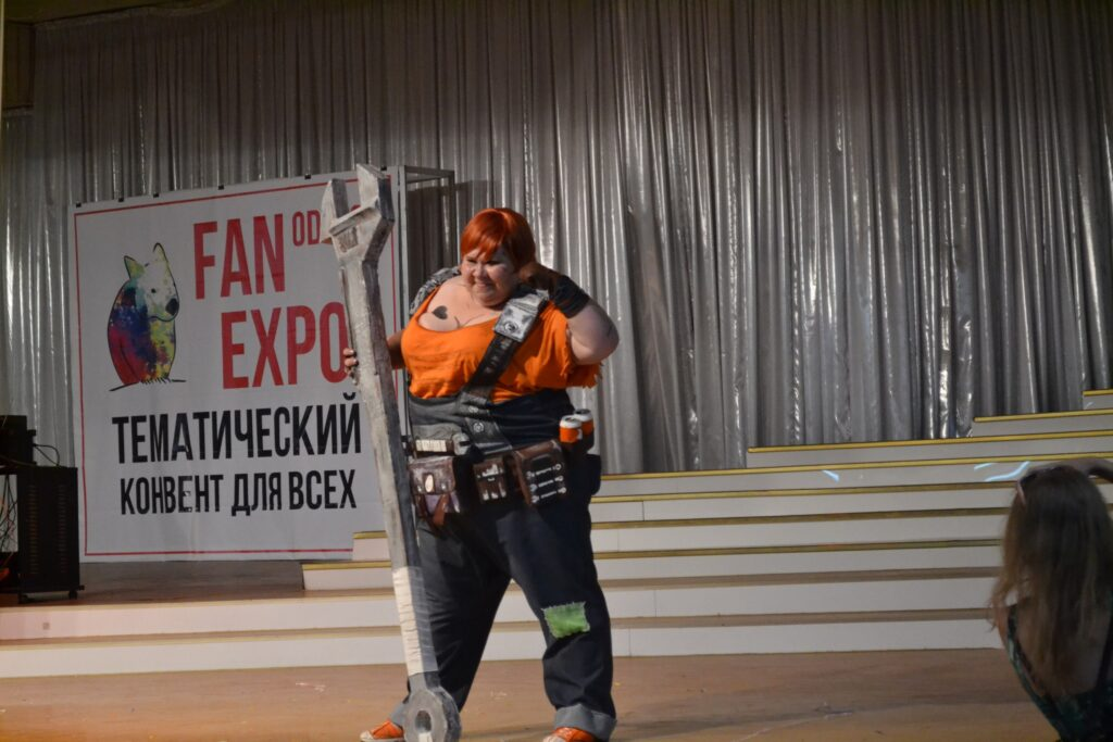 FanExpo Одесса