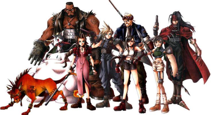 Final Fantasy VII NPC