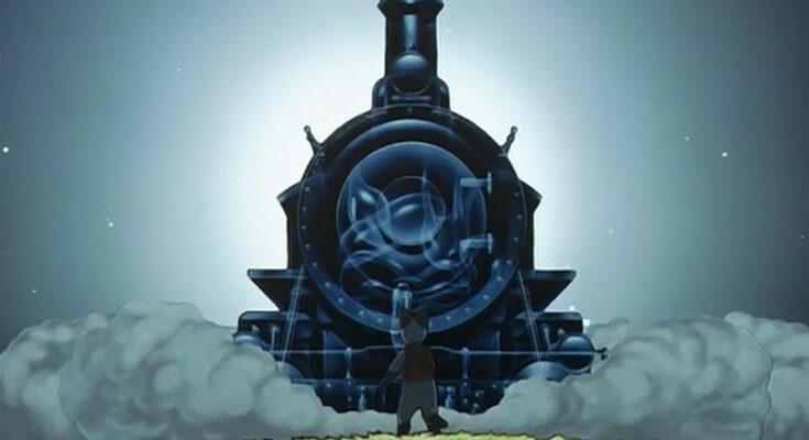 Ночь на галактической железной дороге