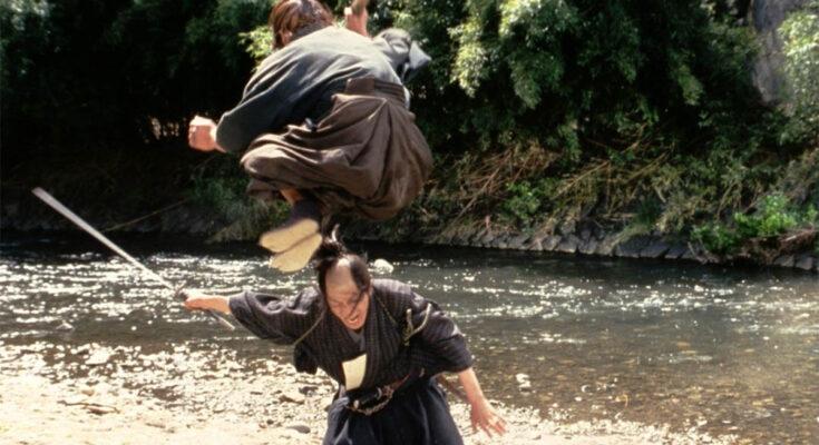 Самурайские фильмы Ёдзи Ямада